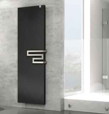 Salle de bain -sèche serviette