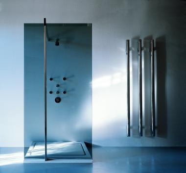 Sèche serviette - douche