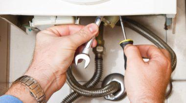 installation réglage chaudière gaz